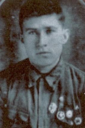 Иван Кибанов еще до войны попал в армию.