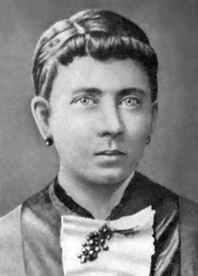 Клара Пёльцль, мать Адольфа Гитлера.