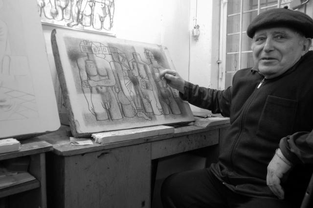 В проекте приняли участие 35 художников из Санкт-Петербурга, Москвы, Нижнего Новгорода и Казани.