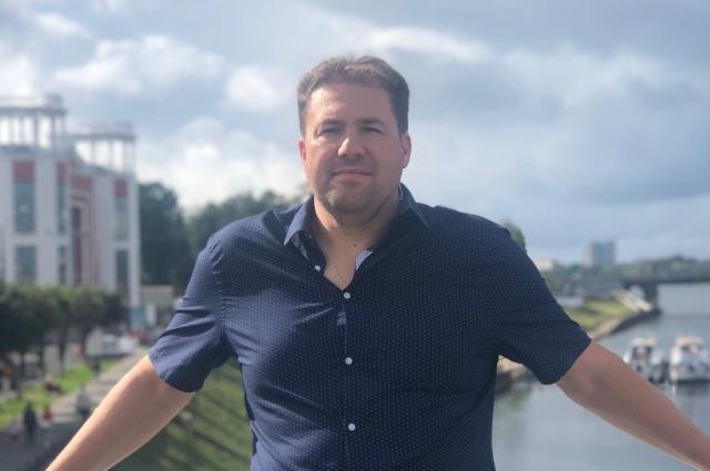 Павел Дроздов.