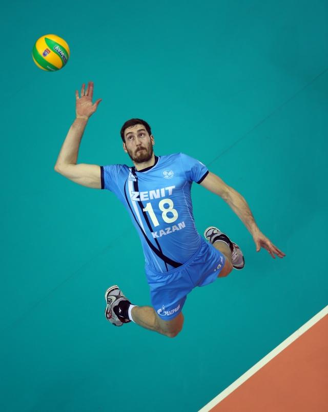 Михайлов играет в Казани с 2010 года.
