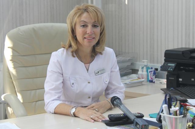 Юлия Плотникова.
