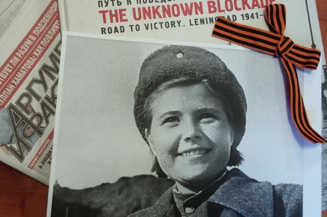 22 декабря 2015 года Екатерине Деминой исполнилось 90 лет.