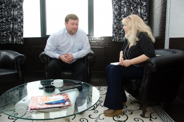 Евгений Ищенко и Лариса Шеремет.
