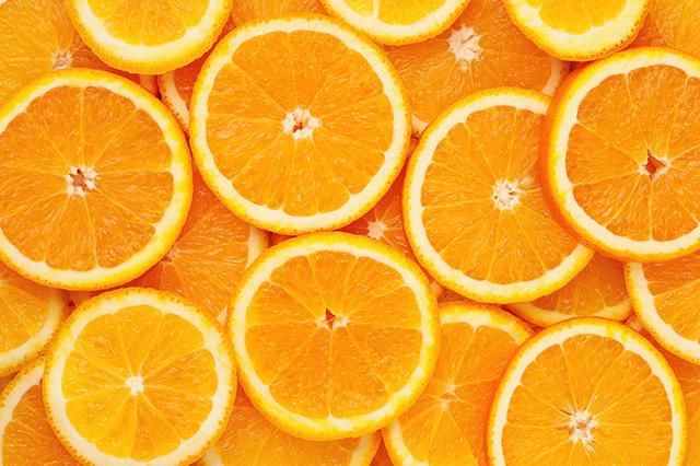 Апельсин – 60 мг.