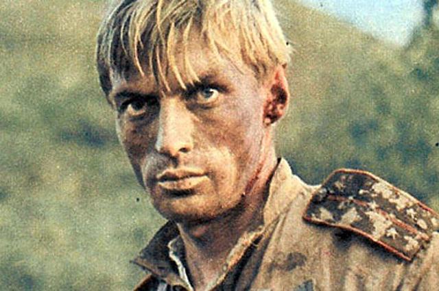 Кадр из фильма «Освобождение».