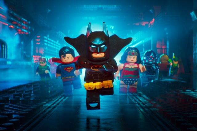 «Лего Фильм: Бэтмен».