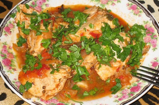 Это блюдо изобрели на Кавказе.