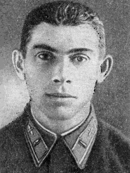 Николай Гастелло.