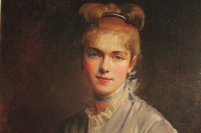 Колетт Дюма обладала женским очарованием и обаятельностью, что привлекало внимание парижских художников.