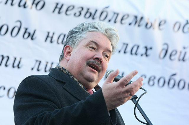 Сергей Бабурин.