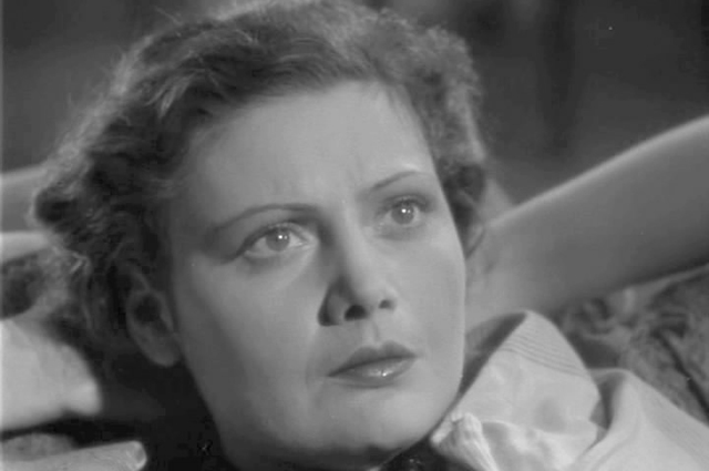 Галина Сергеева в фильме «Будни» (1940)