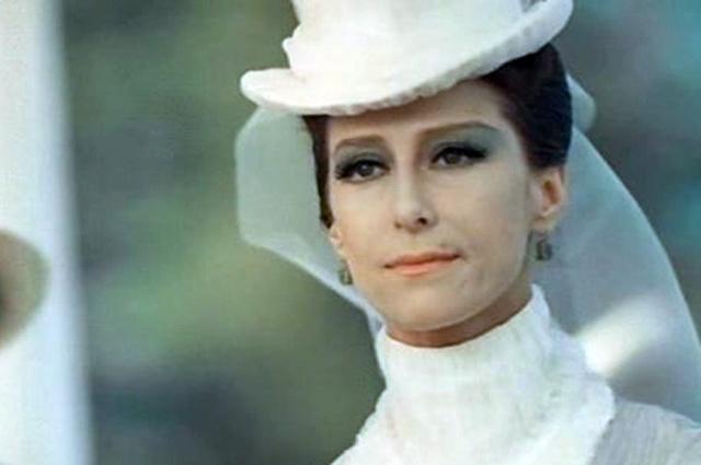 Майя Плисецкая в роли Бетси Тверской. «Анна Каренина», 1967 г.