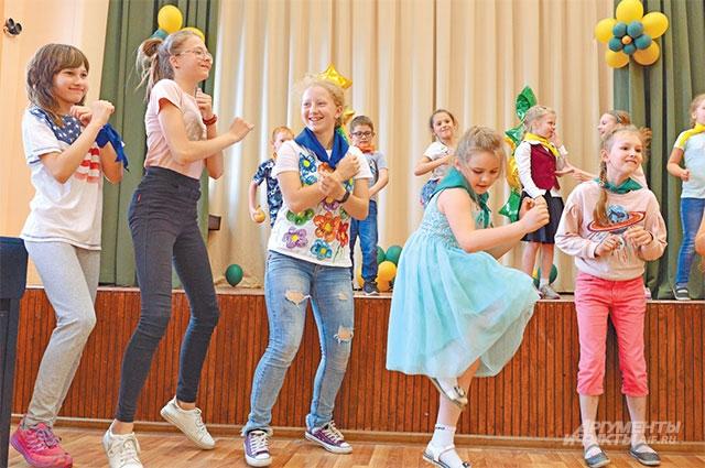 Праздничный концерт «Московской смены». Фото: Павел Горбатько