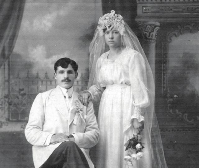 Свадьба Лаврентия Денисовича Герасимова и Екатерины Андреевны Кашириной, 1918 г., Хабаровск.