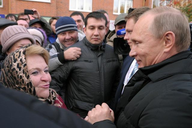Путин сказал: всё под контролем, мы знаем, что делать, как делать, и у нас всё для этого есть