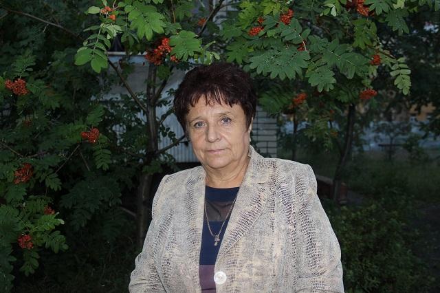 Главный специалист отдела профилактики правонарушений администрации Железнодорожного района г.Пензы Таисия Большакова
