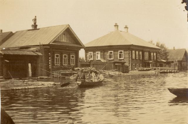 Наводнение 1914 года в Мотовилихе