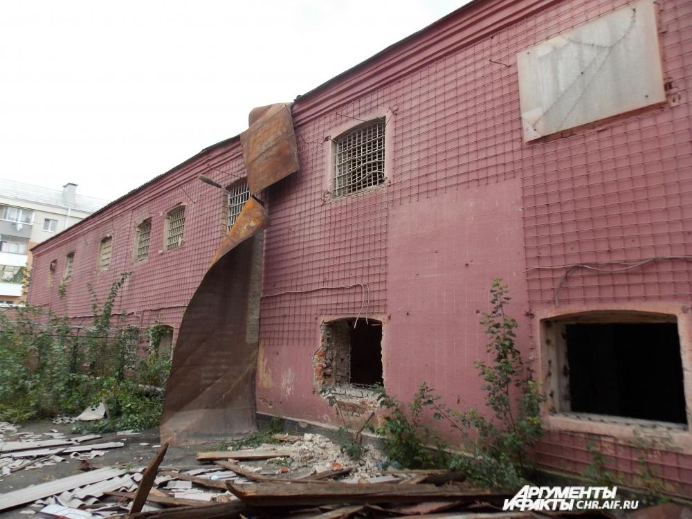 Здание тюрьмы либо снесут, либо включат в реестр культурного наследия.