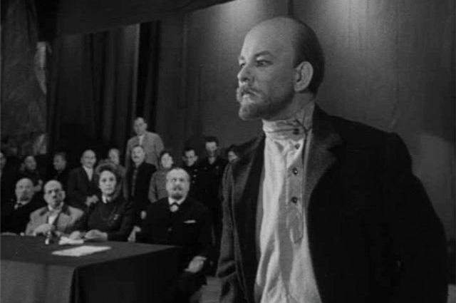 Юрий Каюров в фильме «Сквозь ледяную мглу», 1965 г.