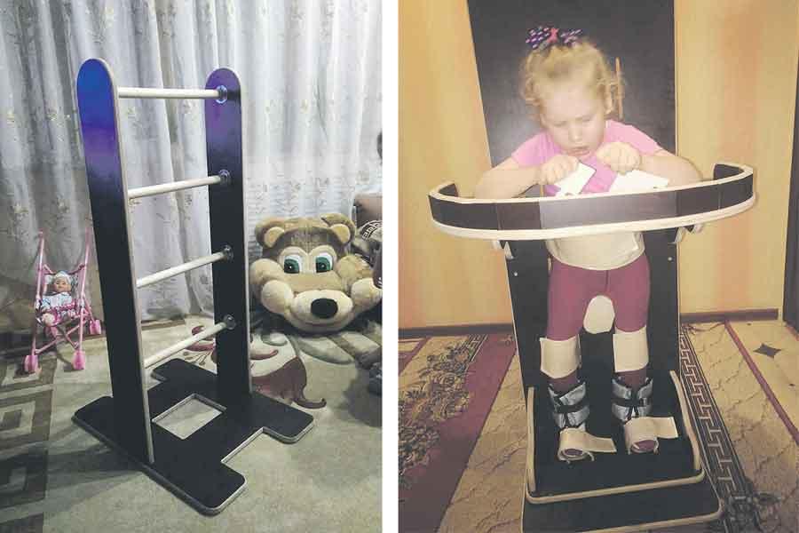 Курянка - одна из немногих в России, кто делает специализированную мебель для инвалидов.