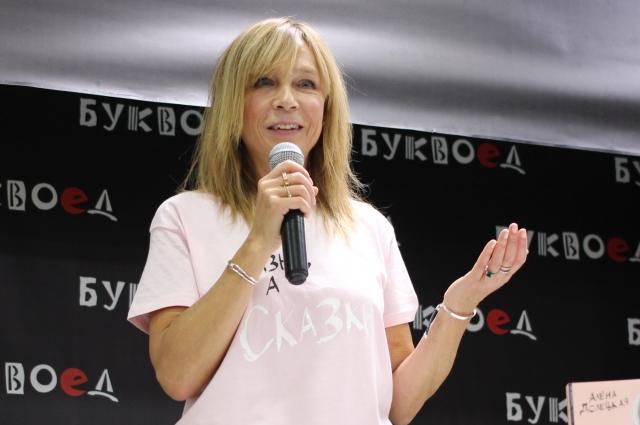 Алена Долецкая: «Советую не тратить время на людей, которым надо доказывать, что вы не верблюд».
