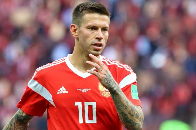 В сборной Смолов дебютировал в 2012 году, и с тех пор забил в её составе 12 мячей.