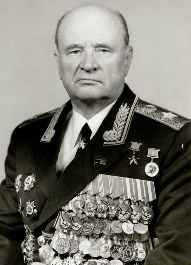 Петр Ивашутин.