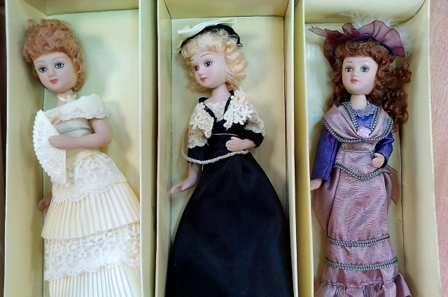 Куклы ???.
