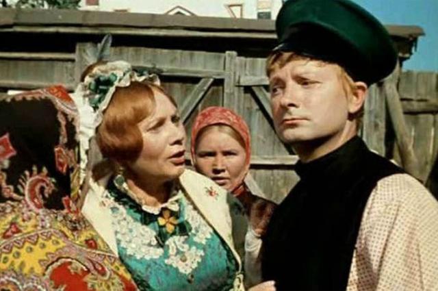 «Женитьба Бальзаминова», 1964 год.