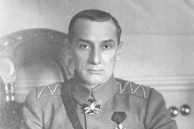Верховный правитель России Александр Колчак. 1919 год.