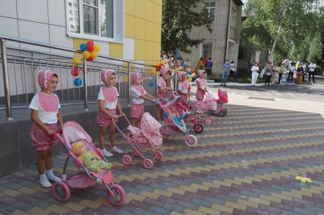 Ясельный корпус на 80 мест в детском саду