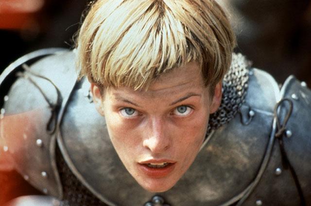 Кадр из фильма «Жанна д'Арк», 1999