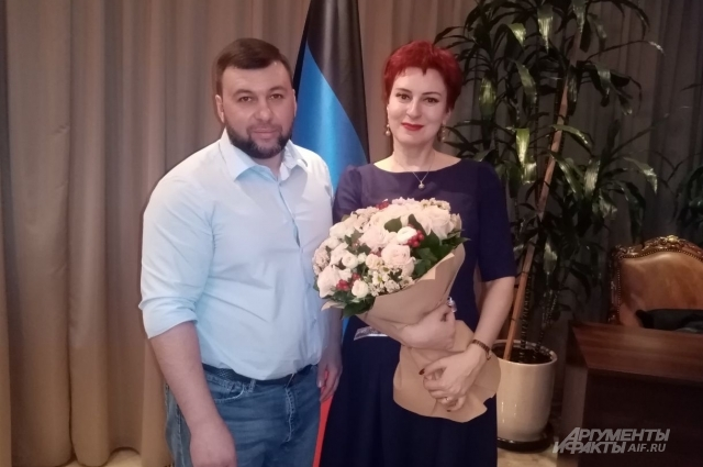 Денис Пушилин и ко