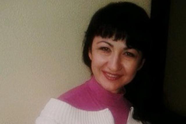 Лидия Кузнецова.