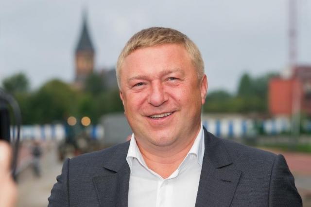 Александр Ярошук теперь представляет регион в Госдуме.