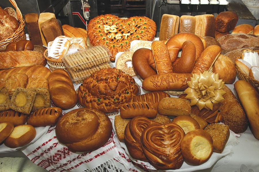 Продукция хлебозавода на Московской площади регулярно завоёвывает призы на конкурсах.