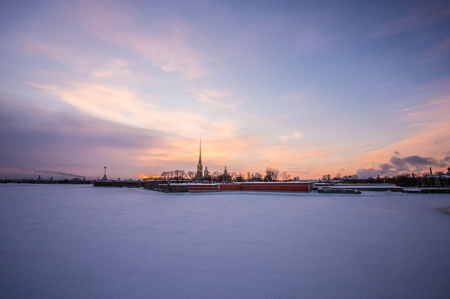 Петербург покорит сердце любого туриста.