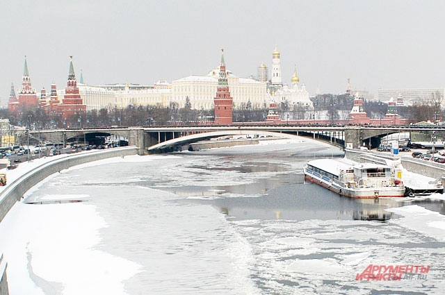 Мэр Москвы: «Готовимся к паводку тщательнее, чем обычно».