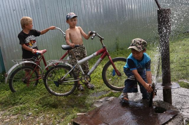 Долгожданное лето, велосипеды, каникулы!