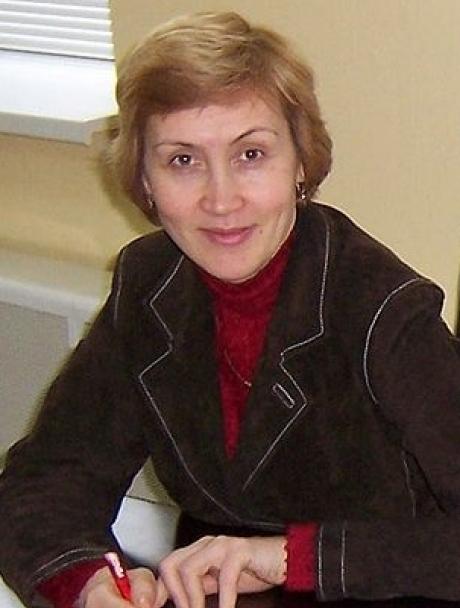 Председатель Тверского отделения Вольного экономического общества России Галина Лапушинская.