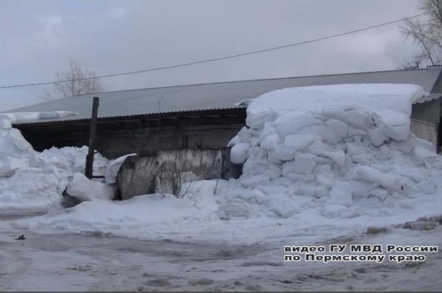 Подпольный цех организовали в одном из зданий по Чуртановскому шоссе.