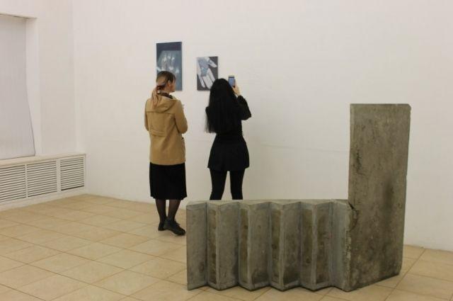 Выставка Воронежский центр современного искусства