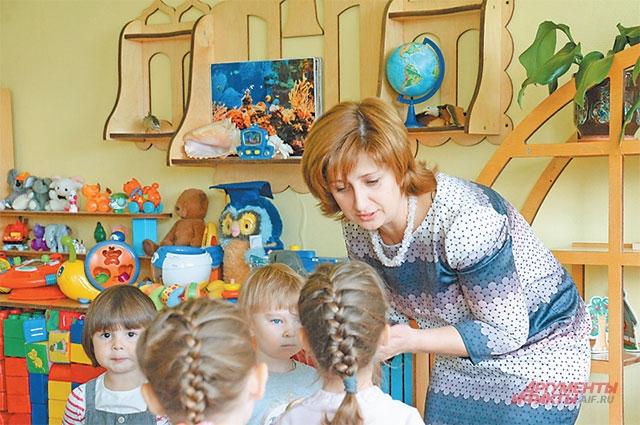 У Ирины Сергеевны занимаются только увлечённые дети, те, которым интересно конструировать и программировать.