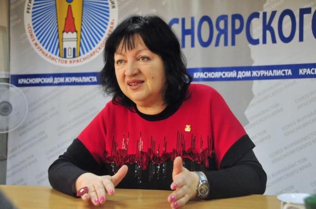Снежана Тодорова - председатель Союза болгарских журналистов.