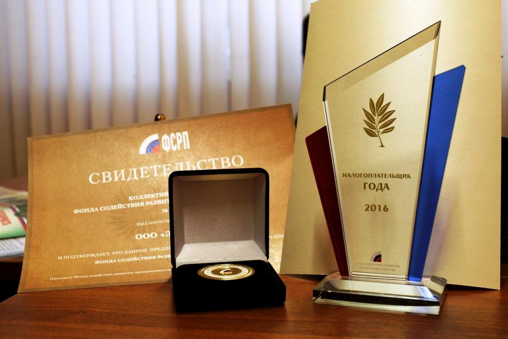 Эльфиру Кузьмину и работу её фирму «Элиона» не раз отмечали на разном уровне, в том числе органы власти. Так, она признавалась лучшим предпринимателем и образцовым налогоплательщиком.