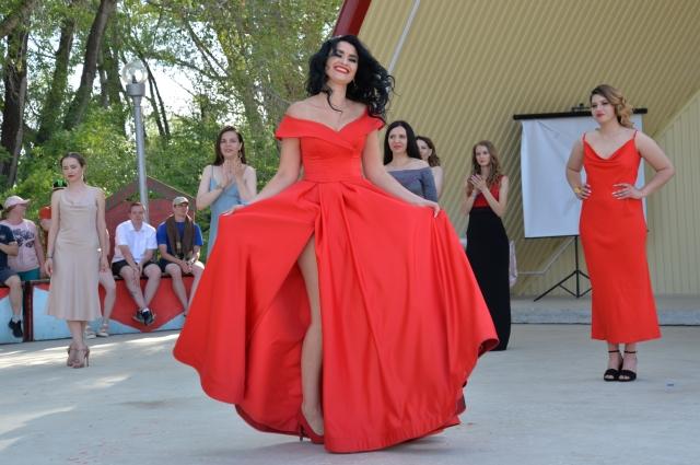 Екатерина Садыкова – победительница конкурса «Мисс турбаза».