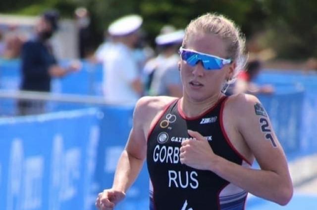 Анастасия Горбунова одна из самых молодых участников олимпийской сборной