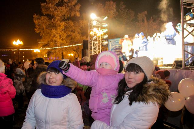 Проведите новогодние каникулы кругу семьи и друзей!