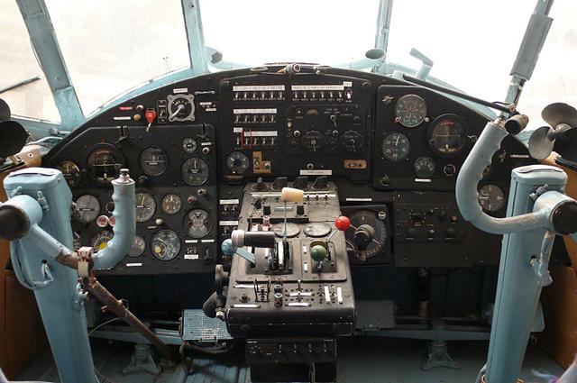 Кабина Ан-2